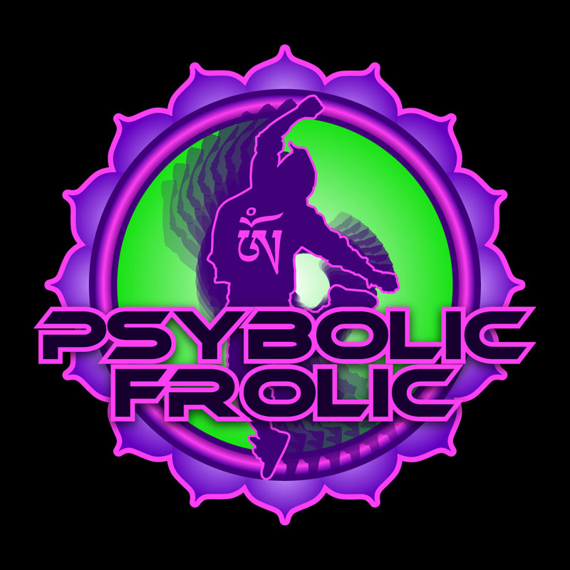 Psybolic Frolic Logo - Art of Kaliptus - Transpersonal Realms of Consciousness