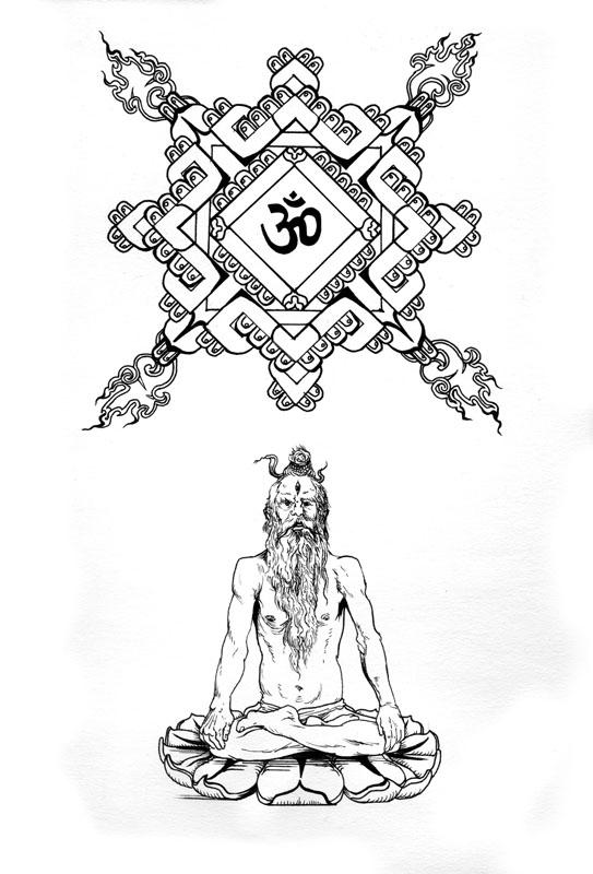 Cosmic Aghori - Art of Kaliptus - Transpersonal Realms of Consciousness