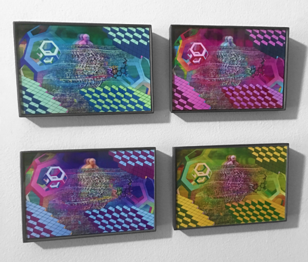 HofmannTech 2018 - Art of Kaliptus - Transpersonal Realms of Consciousness